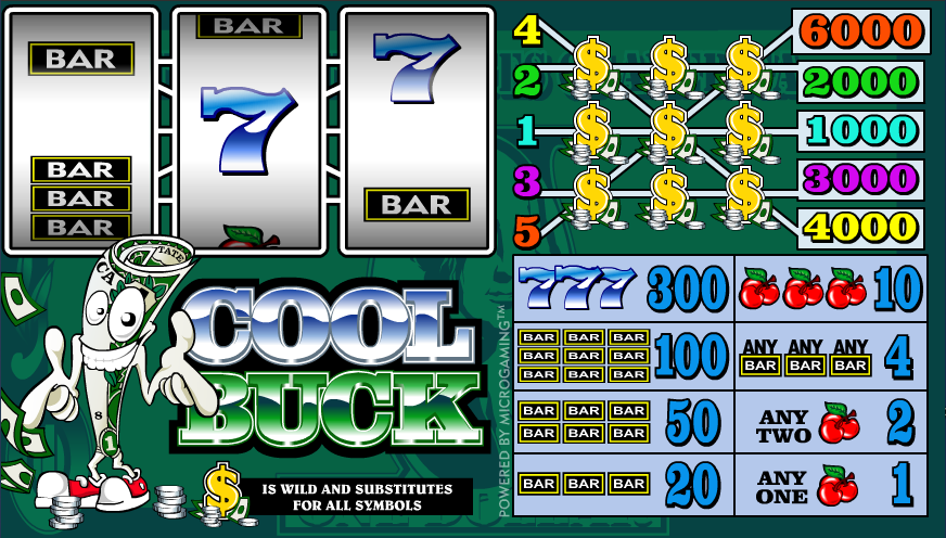 cool buck slot review