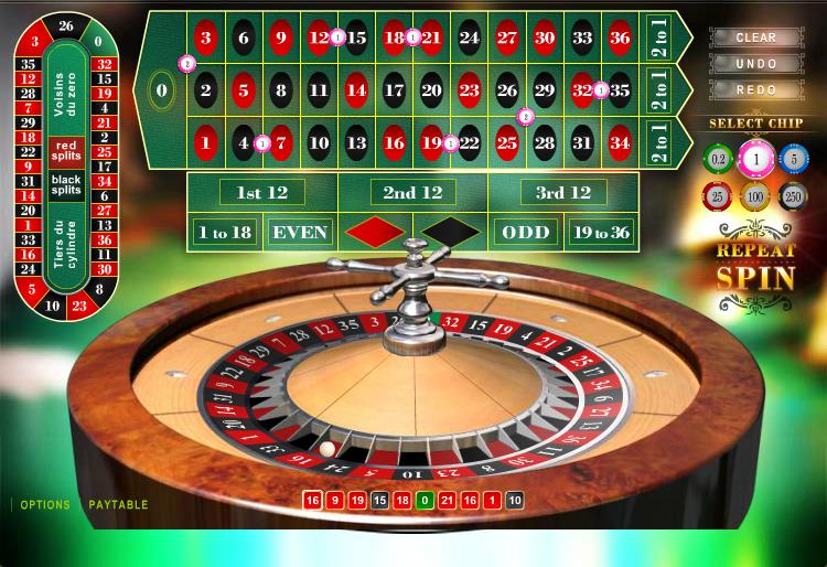 european roulette review