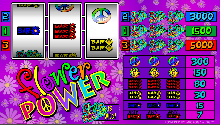 flower power slot review