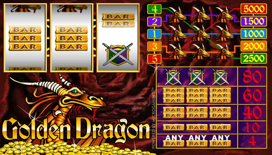 golden dragon slot review