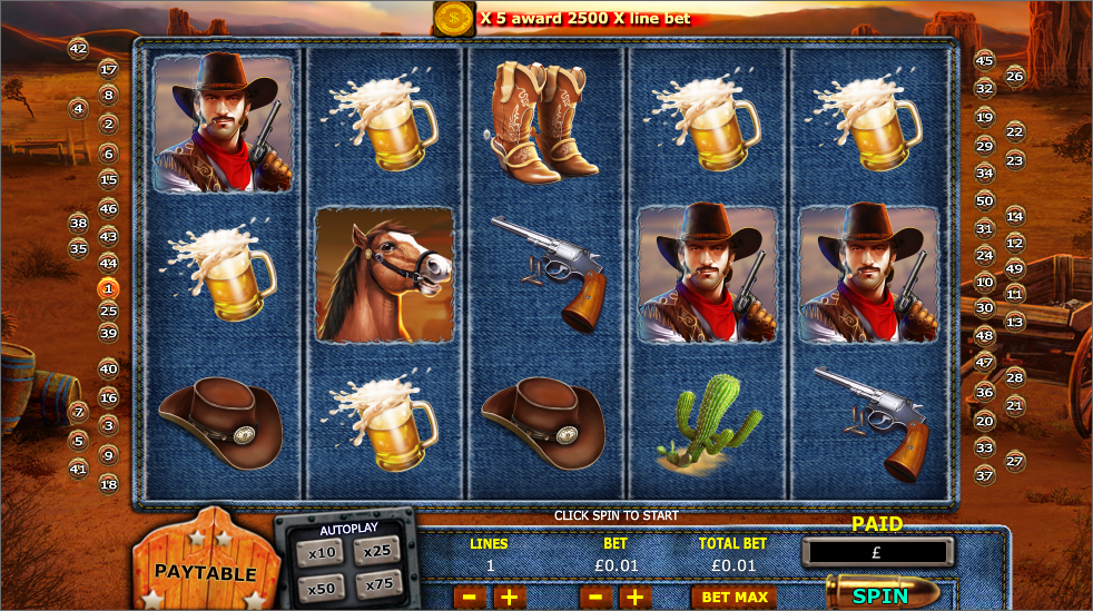 gringos diners screenshot