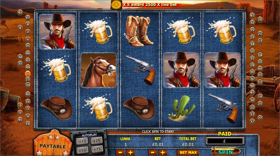 gringos diners screenshot