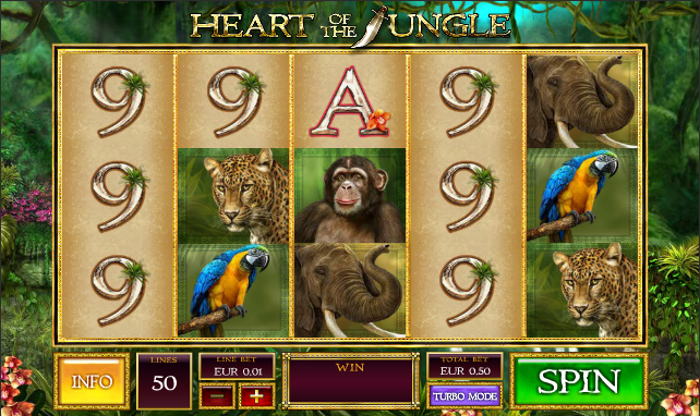 heart of the jungle screenshot