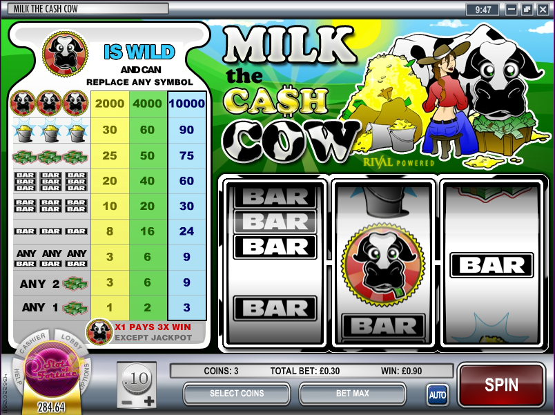 Cash Cowboy Slots - Review & Play this Online Casino Game