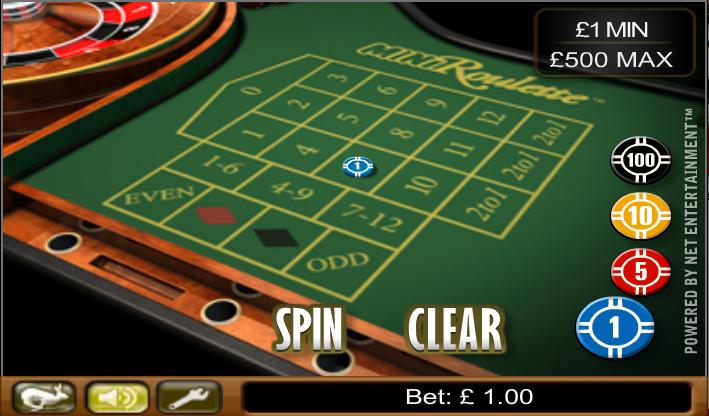 mini roulette review