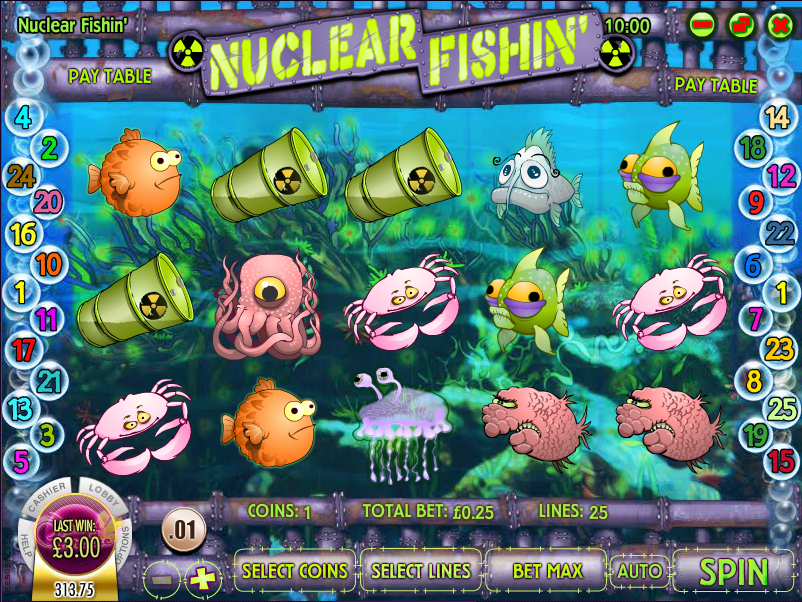 Fishin' Impossible Slot - Play the Online Slot for Free