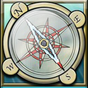 ocean treasure compass