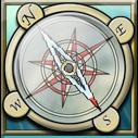 ocean treasure compass