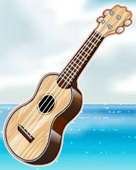 tahiti time guitar