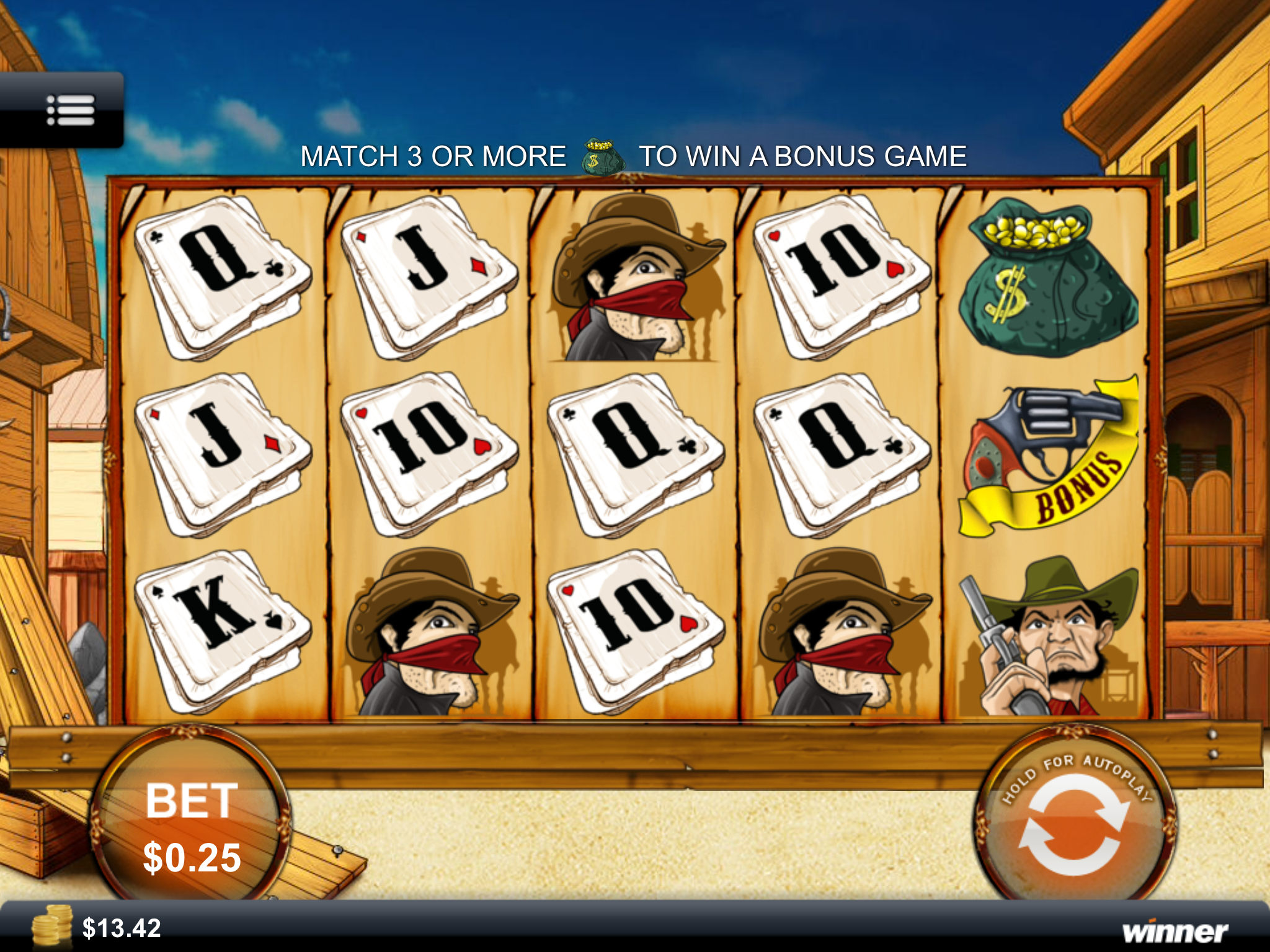 wanted slot review