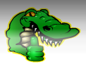 crazy crocs wild
