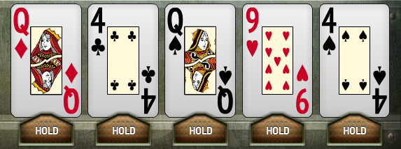 deuces wild cards