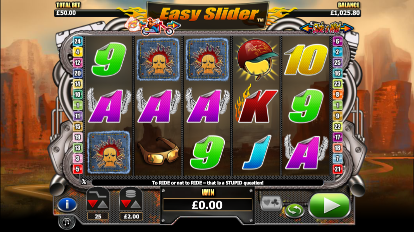 easy slider slot review