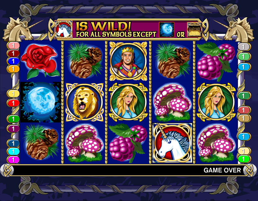 enchanted unicorn slot review