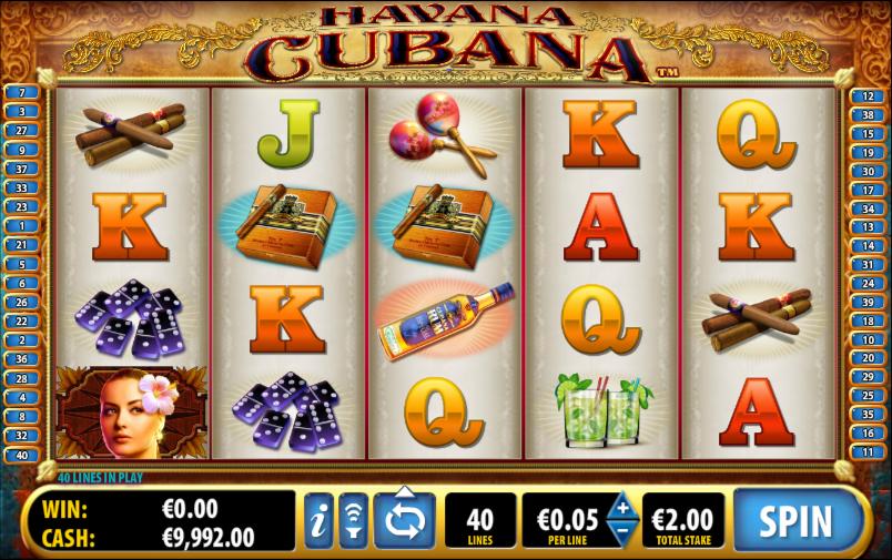 havana cubana slot review