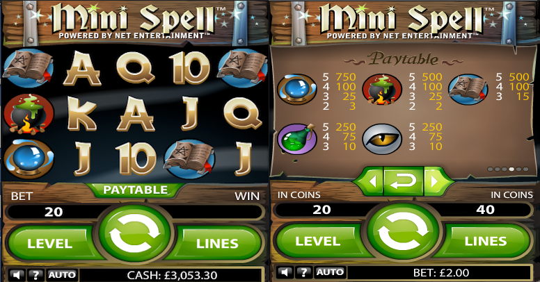 mini spell slot review