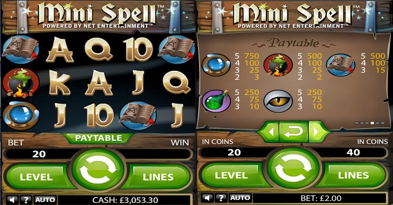 mini spell slot review