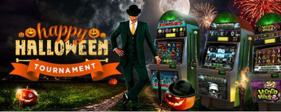 mr green halloween