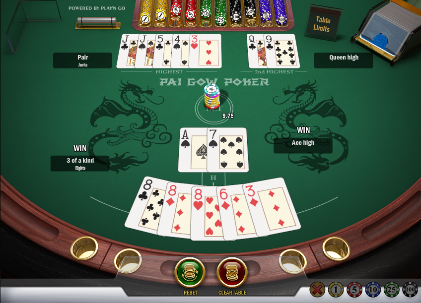 No Download Pai Gow Poker: An Objective Look