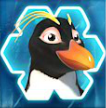 penguin splash scatter