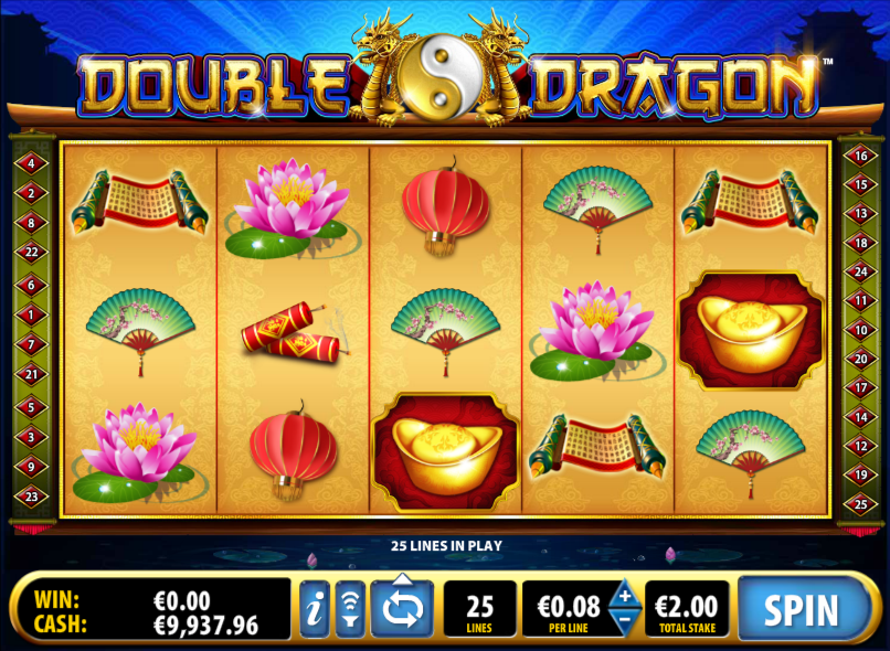 double dragon slot