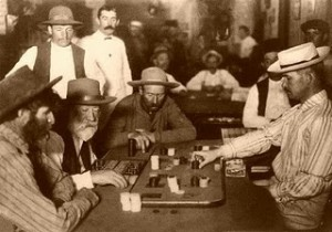 Early poker players