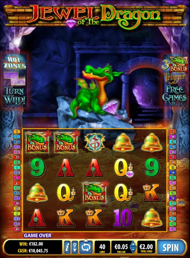 jewel of the dragon slot