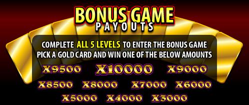 card climber bonus