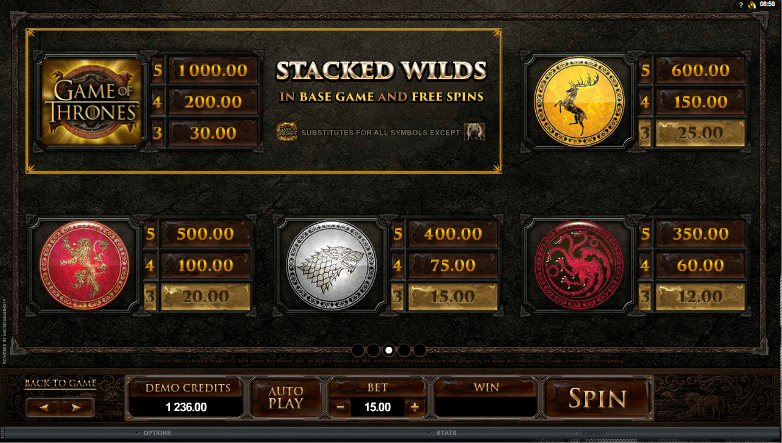 Up to €100 Bonus! Play Game of Thrones Slot at Mr Green