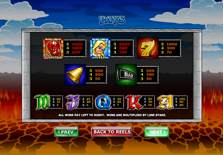 Play Innocence or Temptation Slot at Casino.com UK