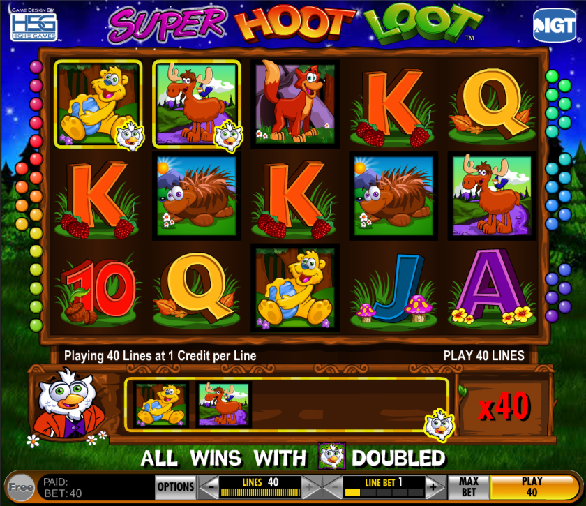Super Wilds Slots - Play for Free Online with No Downloads