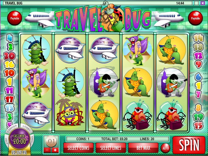 Spiele Insects 18+ - Video Slots Online