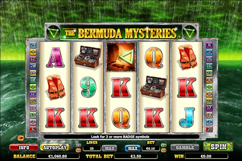 bermuda mysteries screenshot