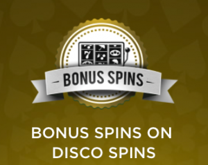 bet victor disco spins