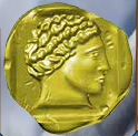 coins of olympus gold