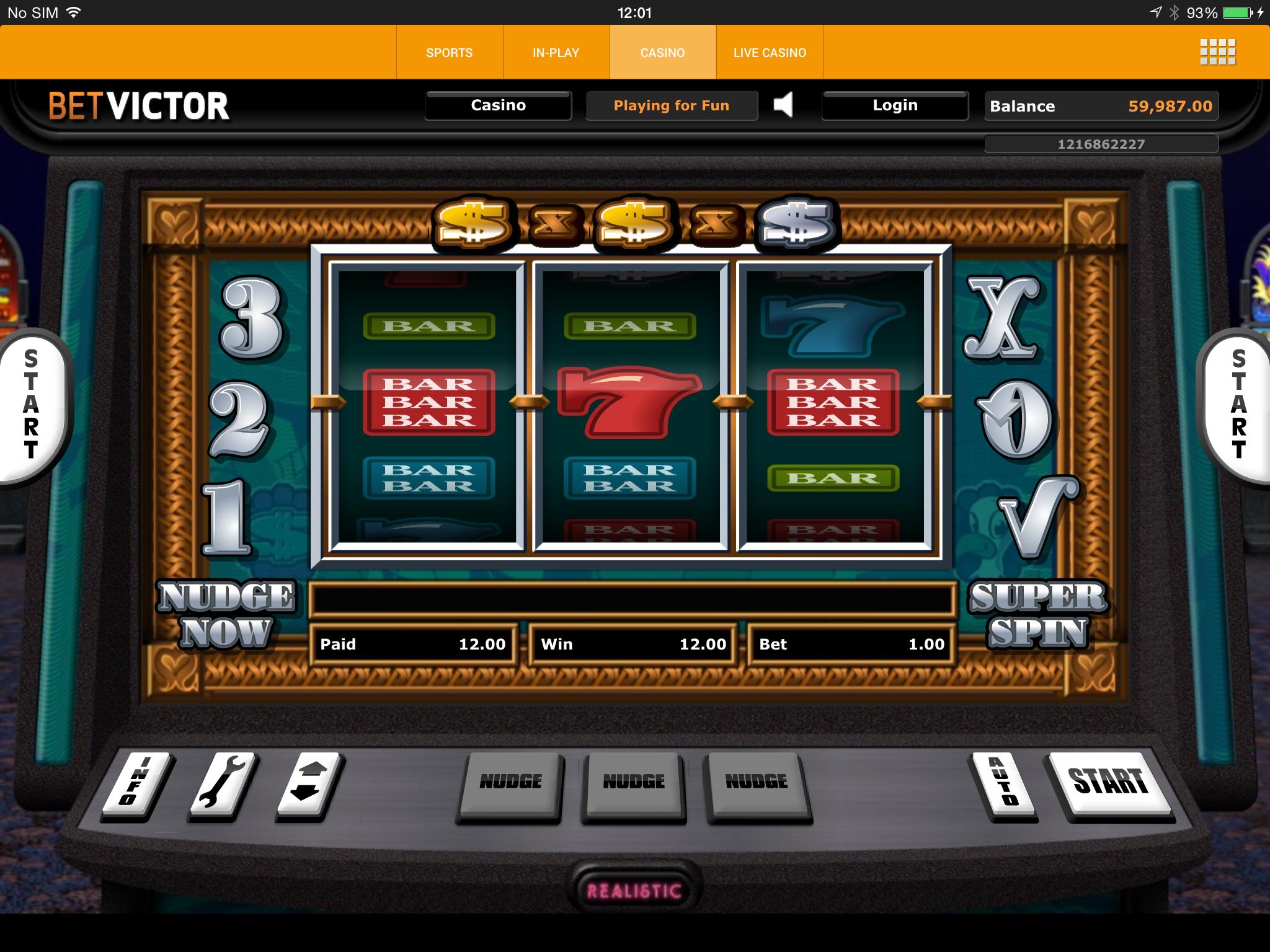colour of money slot