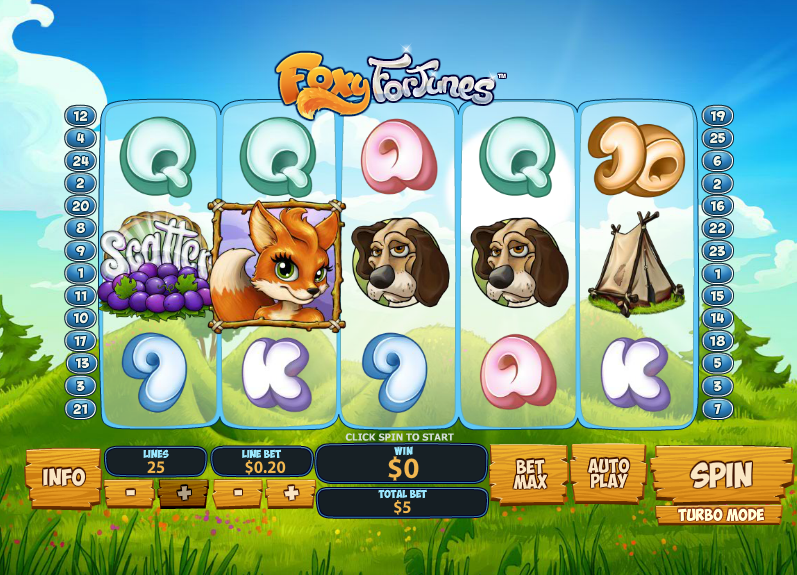 Play Fortunes of the Fox Slot at Casino.com Canada