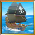 jolly rogers jackpot ship