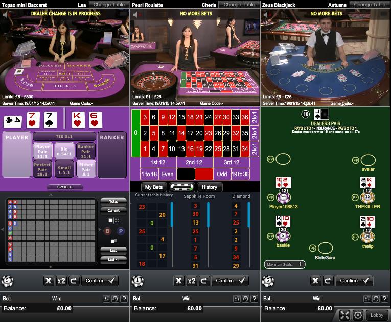 online multi games