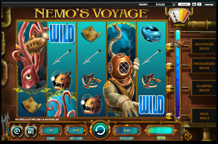 memos voyage slot