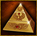 pyramid of ramesses scatter
