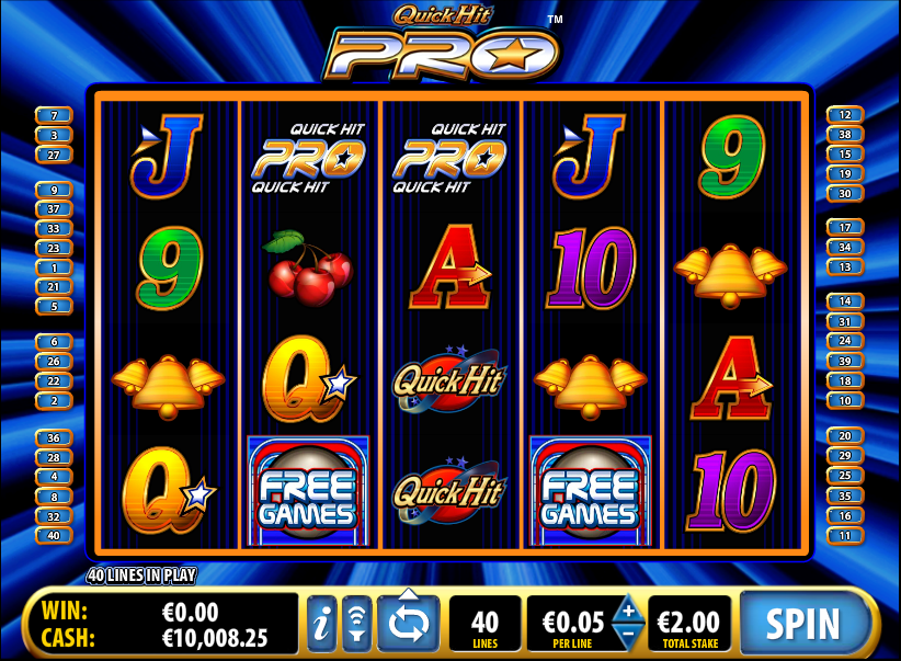 Quick Hit Black Slots Gold Online & Real Money Casino Play
