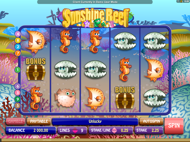 Ocean Reef Slot Machine - Play Online for Free Money