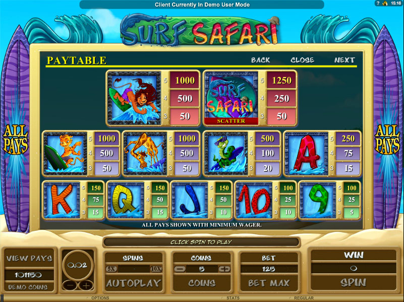 free slot machines to play online