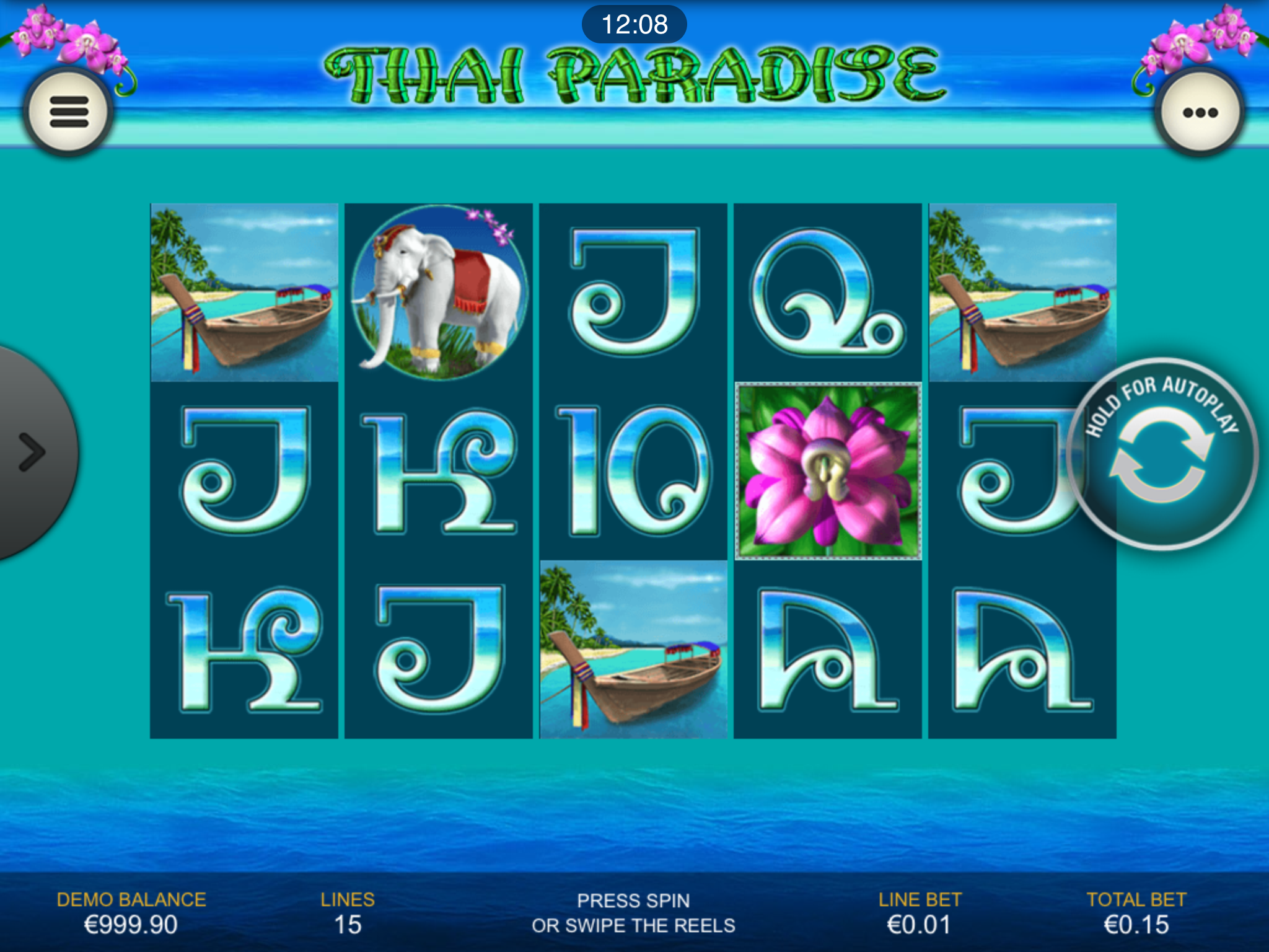 Thai Paradise Slot - Read the Review and Play for Free