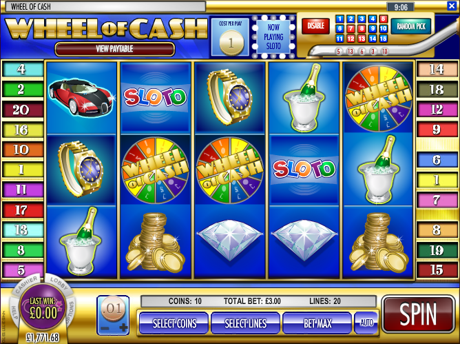 Wheels of Fire Slot Machine - Play Online Slots for Free