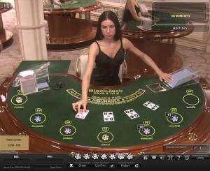 winner live blackjack