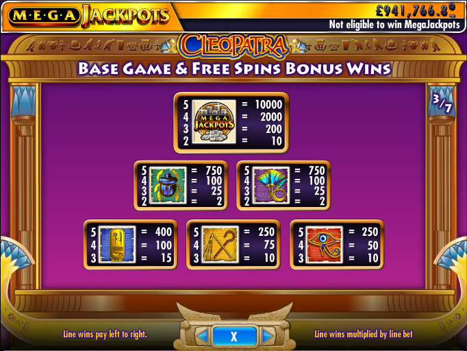 online casino review cleopatra spiele