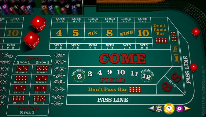 History of Casino Games