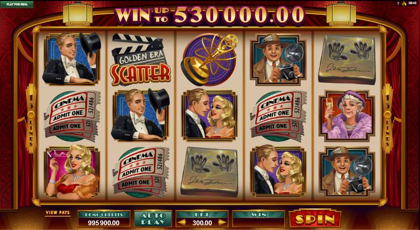 Gambling godfather